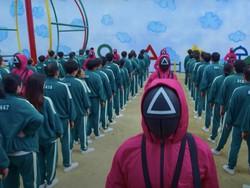 Diretor de 'Round 6' criou personagens inspirado em sua própria vida (Foto: Divulgação/Netflix)