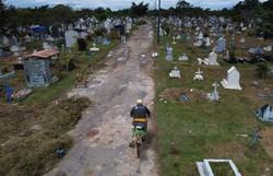 Covid-19: Brasil registra 21,2 milhões de casos e 592,3 mil mortes (Foto: Michael Dantas/AFP)