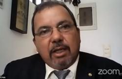 Vereador do Recife quer reabertura de óticas e antecipação de feriados (Foto: Divulgação / Câmara do Recife)