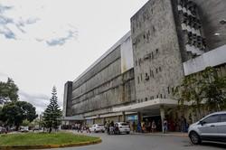 Hospital das Clínicas será unidade de referência para casos suspeitos de coronavírus  (Foto: Leandro de Santana/ Esp.DP FOTO)