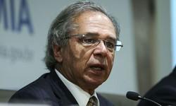 Guedes: Brasil se prepara para buscar investimentos estrangeiros (FOTO: JOSÉ CRUZ/AGÊNCIA BRASIL)
