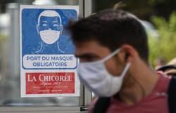 França: nova onda da Covid-19 pode ter controle mais difícil (Foto: Denis Charlet/AFP)