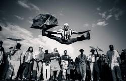Grupo de frevo Guerreiros do Passo completa 15 anos de dança, pesquisa e luta
