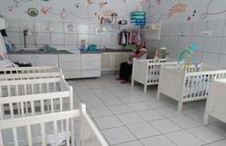Lar do Nenen sofre queda no número de doações durante coronavírus (Foto: Divulgação / Lar do Nenen)