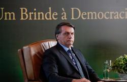 Na tragédia, Bolsonaro fala em 'mimimi' (Foto: Alan Santos/PR)