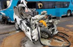 Colisão na BR 232 em Sanharó deixa dois mortos  (Foto: Divulgação)