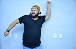 Humorista pernambucano Júnior Rit participa de programa de Eduardo Sterblitch (Foto: Divulgação)