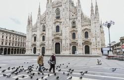 Itália suspenderá obrigatoriedade das máscaras ao ar livre em 28 de junho  (Foto: Miguel Medina/AFP )