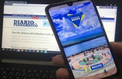 Recife abre canal de denúncias sobre irregularidades na vacinação contra a Covid-19  (Arquivo/DP )