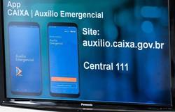 Caixa segue com pagamento de segunda parcela do auxílio emergencial (Foto: Marcello Casal JrAgência Brasil)