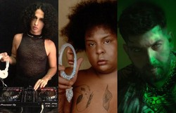Coletivo Bicuda completa dois anos com festival online. Confira a programação (Foto: Libra/Divulgação, Felipa Damasco e Holland Vision/Divulgação)