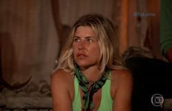 No Limite: Íris Stefanelli é eliminada após trocar de tribo (Foto: Globo/Reprodução)