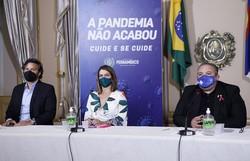 Governo de Pernambuco libera horário de funcionamento de atividades sociais e econômicas (Foto: Hélia Scheppa/SEI)