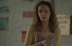 Totalmente Demais: Lili se surpreende ao ver Gilda em sua casa. Confira o resumo desta terça (Foto: Globo/Reprodução)