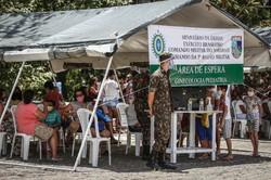 Exército anuncia projeto de turismo histórico com ações sociais em Jaboatão (Foto: Paulo Paiva/ DP Foto)