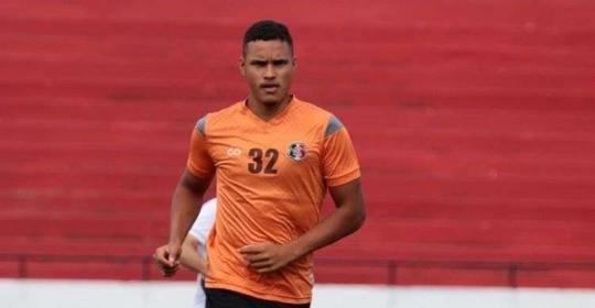 Volante do Tricolor foi ausência na última partida diante do time do Paysandu  (Rafael Melo/Santa Cruz )