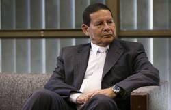 """""""Comandante tem que intervir"""", diz Mourão sobre briga entre ministros (Marcelo Camargo / Agência Brasil)"""