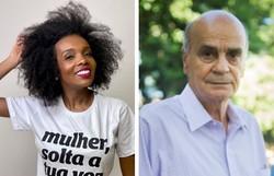 Thelma Assis conversa sobre saúde da população negra com Drauzio Varella (Foto: Reprodução/Instagram)