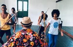 Companhia pernambucana oferece lives com aulas de dança popular no mês de junho (Foto: Divulgação)