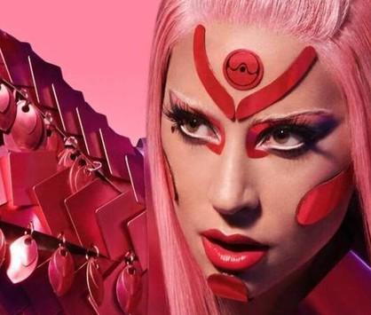 Lady Gaga divulga single (Divulgação)