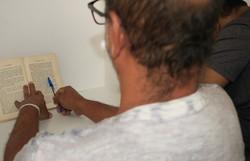 """Secretaria de Justiça retorna com o projeto """"Remição de Pena pela Leitura"""" no sistema prisional (Foto: Divulgação/Seres )"""