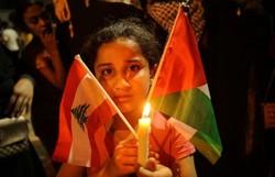 Libaneses protestam contra governo após megaexplosão em Beirute (Foto: SAID KHATIB / AFP  )