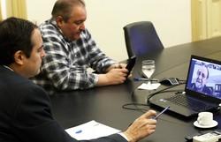 Governadores do Nordeste realizam primeira reunião com Comitê Científico (Foto: Aluíso Moreira/SEI)
