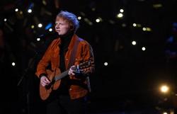 Ed Sheeran testa positivo para a Covid-19 antes do lançamento de novo álbum (Foto: YUI MOK/AFP)