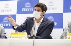'Recife vacina grávidas apenas com doses da Pfizer', diz João Campos  (Foto: Rodolfo Loepert/ Divulgação)