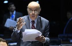 Senador José Serra é internado com Covid-19 em São Paulo (Foto: Roque de Sá/Agência Senado)