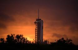 Nasa e SpaceX fazem hoje nova tentativa de lançamento espacial (Bill Ingalls/NASA)