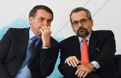 Bolsonaro nomeia sete indicados de Weintraub ao Conselho Nacional de Educação (Foto: Evaristo Sa/AFP)