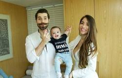Alok e Romana Novais anunciam que nome da filha que esperam será Raika (Foto: Reprodução/Instagram)