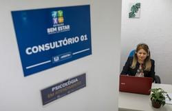 Medo de se infectar é a principal preocupação das pessoas no teleatendimento psicológico de Jaboatão (Foto: Chico Bezerra/PJG.)