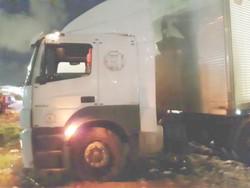 Menino de seis anos morre e mãe fica em estado grave após serem atropelados por caminhão, no Ibura (Divulgação/PRF)
