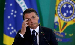 Preocupado com a CPI da Covid, Bolsonaro conversa com filho de Renan Calheiros (Foto: Arquivo/Agência Brasil )