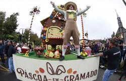 Chocolate da Páscoa encalha, e Gramado calcula prejuízos (Reprodução/Prefeitura de Gramado)