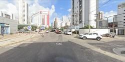 Requalificação de rua em Boa Viagem muda itinerário de linhas de ônibus que atendem ao Shopping Recife (Foto: Google Maps/ Reprodução.)