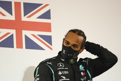 Lewis Hamilton testa positivo para Covid-19 e não estará no GP de Sakhir (Foto: Bryn Lennon / POOL / AFP)