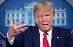 Trump alerta norte-americanos que próximas duas semanas serão muito difíceis (Foto: MANDEL NGAN / AFP)