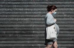 Covid-19: mortes de grávidas e puérperas dobram em 2021 (Foto: JOEL SAGET / AFP)