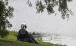 Pesquisa analisa relação entre isolamento social e doenças mentais (Foto: Rovena Rosa / Agência Brasil)