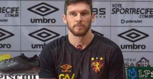O defensor do Leão comentou a última partida diante do time do Atlético-MG (Reprodução )