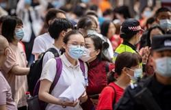 Explosão de gás mata 12 pessoas na China (STR / AFP)
