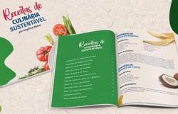 Programa Mais Vida nos Morros lança livro de culinária sustentável   (Foto: Divulgação)