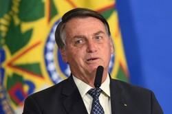 Bolsonaro diz, na ONU, que ONGs comandam crimes ambientais (Foto: Evaristo Sá/AFP)