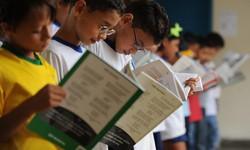 MEC divulga resultado prévio da avaliação de livros didáticos (Foto: Marcello Casal Jr. / Agência Brasil)