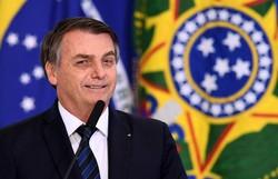 """""""Vamos tocar a vida"""", diz Bolsonaro sobre iminência de 100 mil mortes por Covid-19 (Foto: Evaristo Sá/AFP)"""