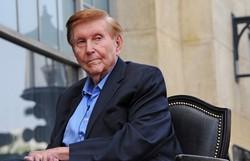 Morre Sumner Redstone, dono de império de mídia que inclui a Paramount, aos 97 anos (Foto: Robyn Beck/AFP)