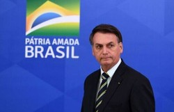 Bolsonaro nega volta de auxílio emergencial: 'Não é aposentadoria' (Foto: EVARISTO SA/AFP)